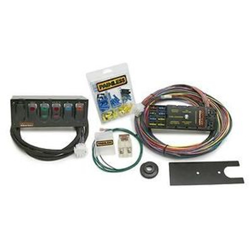 Painless Performance 10-Circuit Race Only Switch and Harness Wiring Kits 50005