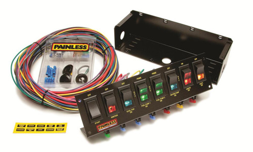 Painless Performance Switch Panels 50303