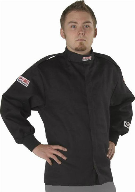 G-FORCE GF125 Driving Jackets 4126MEDBK