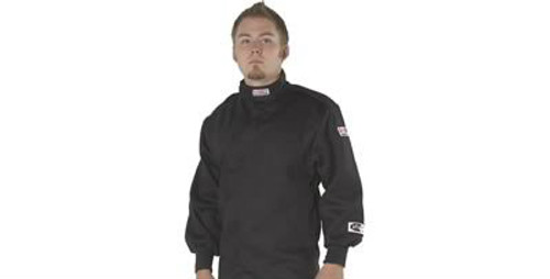 G-FORCE GF125 Driving Jackets 4126XLGBK