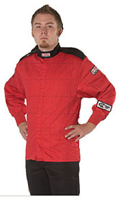 G-FORCE GF125 Driving Jackets 4126LRGRD