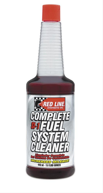 Red Line SI-1 Complete Fuel System Cleaner 60103