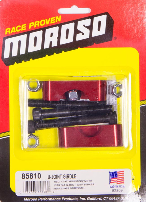 Moroso U-Joint Girdles GM 8.75 inch 12-Bolt Rear End Passenger 85810