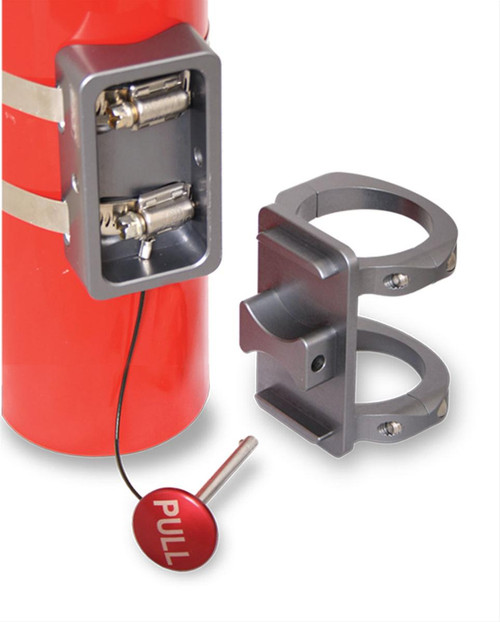 JOES Racing Products Fire Extinguisher Brackets 12826