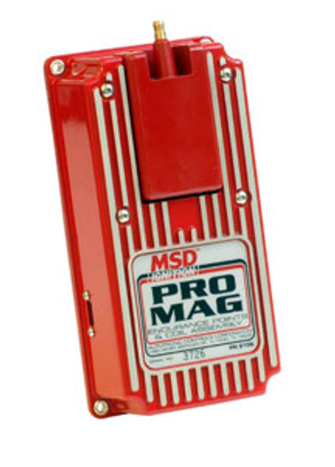 MSD Ignition 12 Amp Electronic Points Boxes 8106