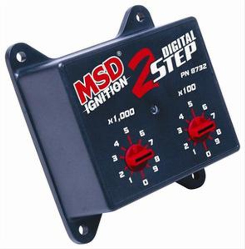 MSD Ignition Digital 2-Step Rev Controllers 8732