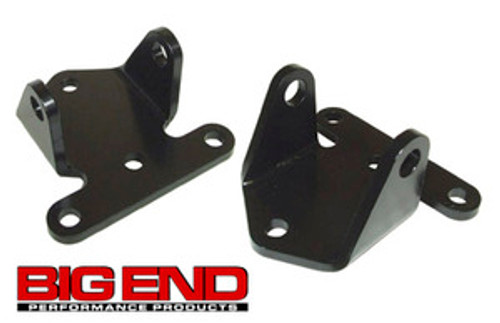 Big End Performance Solid Chevy GM Motor Mounts BEP42000