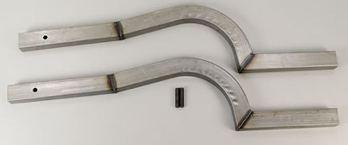 Competition Engineering Formed Rear Frame Rails 3032