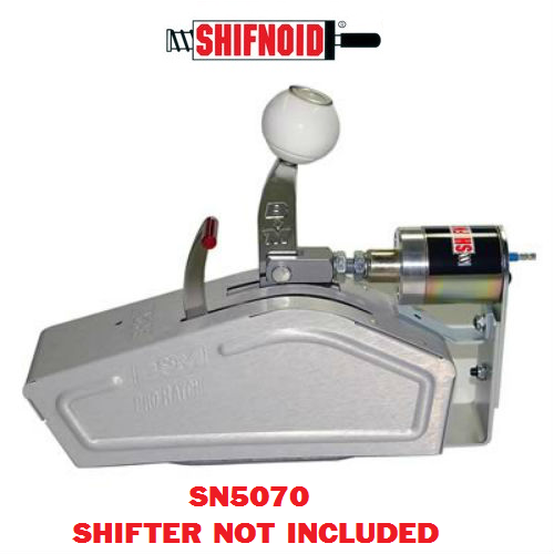 Shifnoid ELECTRIC 3 SPEED REVERSE SHIFT PATTERN B & M PRO RATCHET SN5070 (SHIFTER NOT INCLUDED)