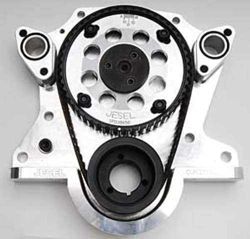 Jesel 2-Piece Upper Pulley Belt Drive Systems Small Block Ford KBD-34170