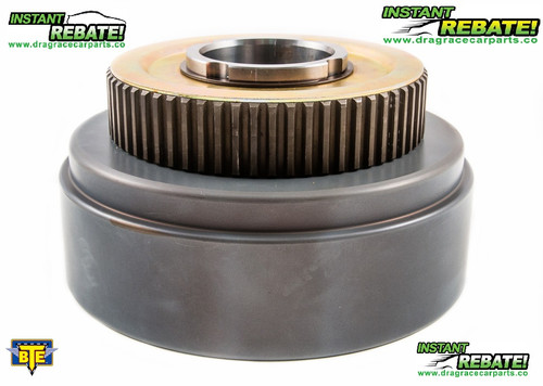 BTE TH400 Aluminum Direct Drum With Pro Mod Sprag BTE443920 with FREE SHIPPING and our DRCP INSTANT REBATE
