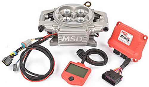 MSD Ignition Atomic EFI Throttle Body Systems 2900