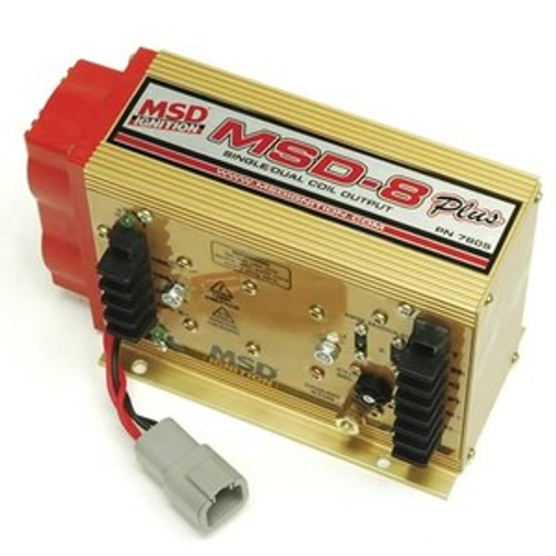 MSD Ignition 8-Plus CD Ignitions 7805