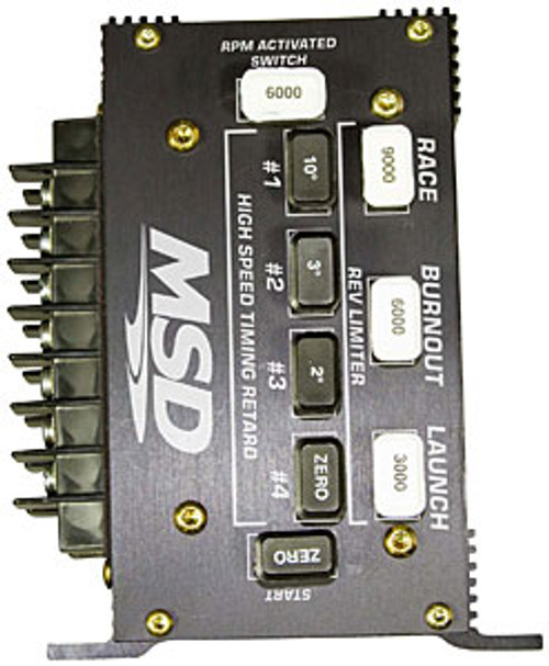 MSD Ignition 7AL-3 Ignition Boxes Capacitive Discharge 7330 FREE SHIPPING