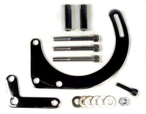Big End Performance Low Mounting Alt Bracket Kit SBC BEP50131