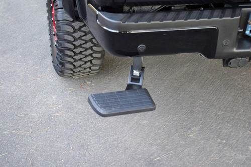 AMP Research BedStep Bumper Steps 75302-01A
