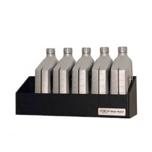 Clear One Racing Trailer Accessories Oil Bottle Rack 6 quarts TC119