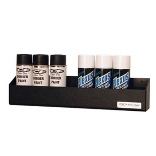 Clear One Racing Trailer Accessories 8 Aerosol Can Shelving TC117