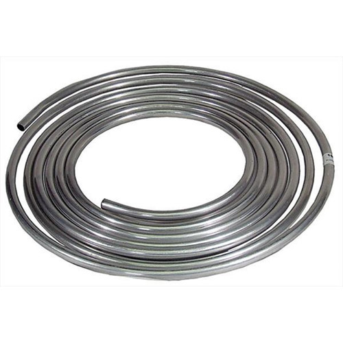 Big End Performance 1/2 in Aluminum Fuel Line 25 Foot Roll BEP10001