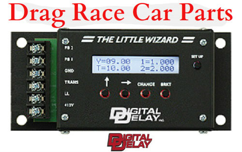 Digital Delay The Little Wizard Delay Box made by Digital Delay Sold by Biondo Racing TLW TLW-B
