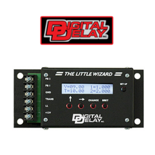 Digital Delay The Little Wizard Delay Box made by Digital Delay Sold by Biondo Racing TLW TLW-B 1058-B
