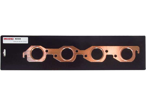Big End Performance Copper Exhaust Gaskets BBC BEP82322
