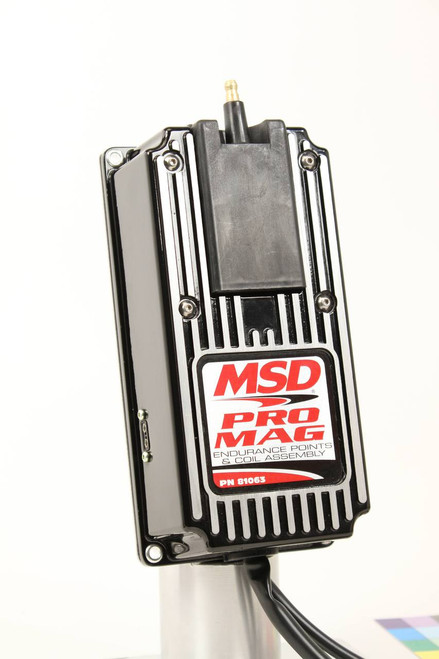 MSD Ignition 12 Amp Electronic Points Boxes 81063