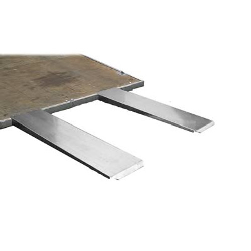 Pit Pal Dual Extension Trailer Door Ramps 72 Inches 702
