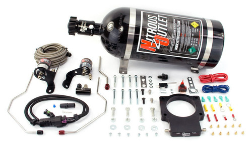 Nitrous Outlet 90mm 2010+ Camaro NOS Plate System 00-10119-90-10