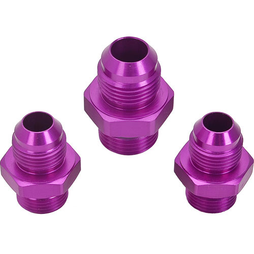 Kit includes one -10 AN fitting and two -8 AN fittings and O-rings MP-3609