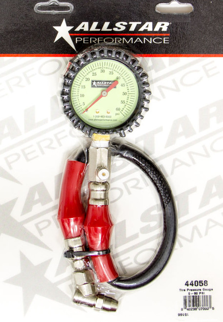 Allstar Performance Tire Pressure Gauges and Inflators ALL44058