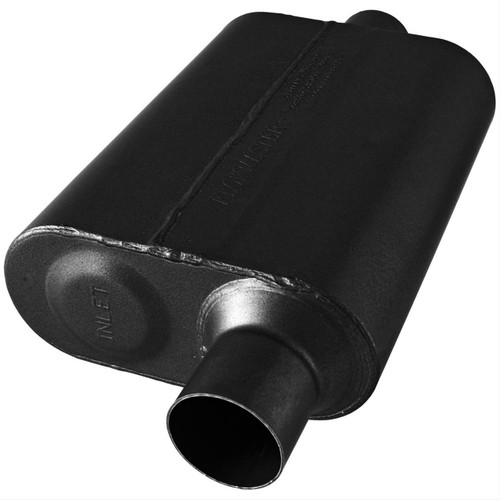 Flowmaster Stainless Steel 40 Series Muffler 2 1/2 In and Out 8042541