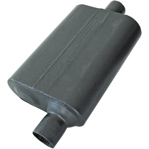 Flowmaster Stainless Steel 40 Series Muffler 2 1/4 In and Out 8042441