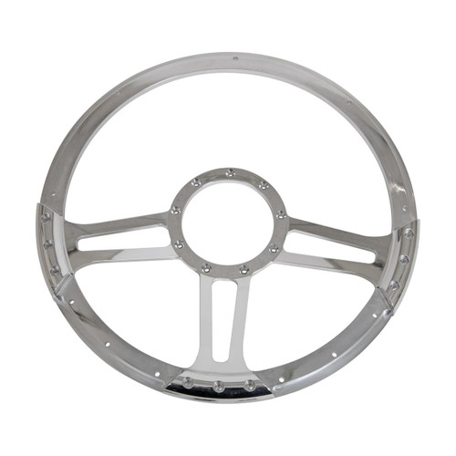 Billet Specialties Half-Wrap Steering Wheels 29263