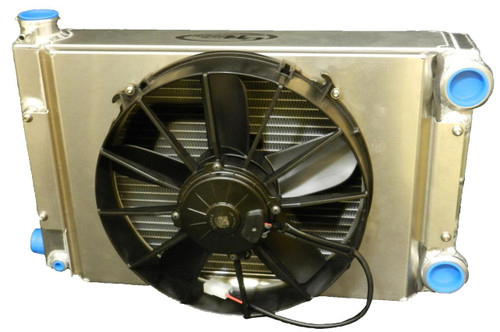 C&R Racing Drag Race Radiators 839-00000