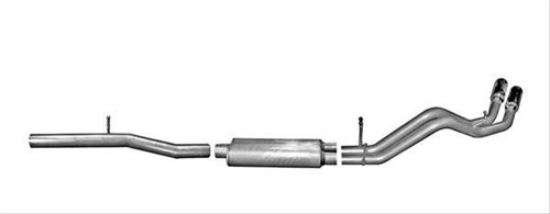 Gibson Dual Sport Truck Exhaust Systems 65672