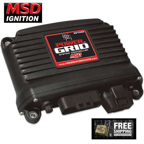 MSD Ignition Power Grid System Controllers 77303 with FREE SHIPPING