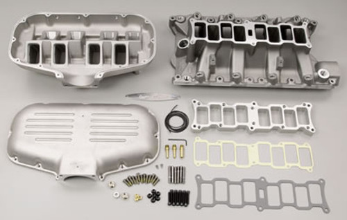 Trick Flow Specialties Box-R-Series EFI Intake Manifolds for Ford 351 Windsor TFS-515B0009
