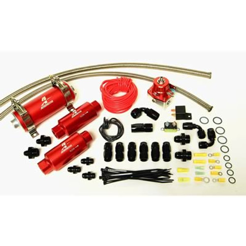Aeromotive 700 HP EFI Fuel System Kits 17136