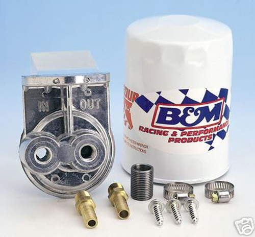 B&M Remote Transmission Filters 80277