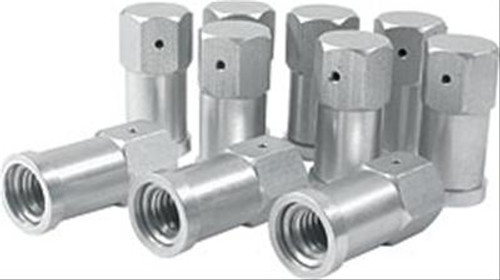 Allstar Performance Aluminum Quick-Change Cover Nuts ALL72060