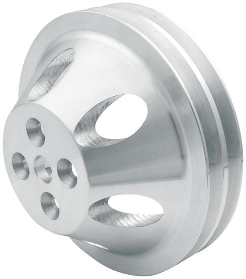 Allstar Performance Small Block Chevy 1:1 Water Pump Pulleys ALL31085