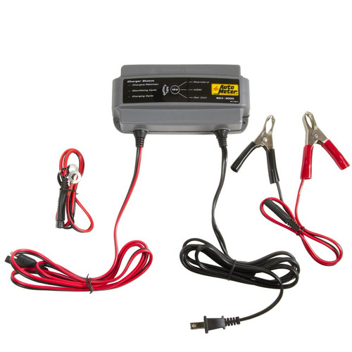AutoMeter 12-Volt Battery Extenders Chargers BEX-3000
