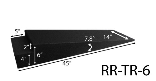Race Ramps Trailer Ramps 6 Inch High RR-TR-6