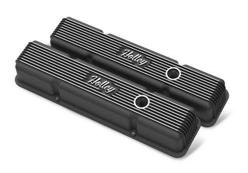 Holley Vintage Series Valve Covers 241-242