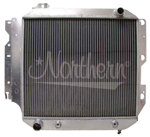 Northern Aluminum Radiator 1987-2006 JEEP WRANGLER Automatic Transmission 205087