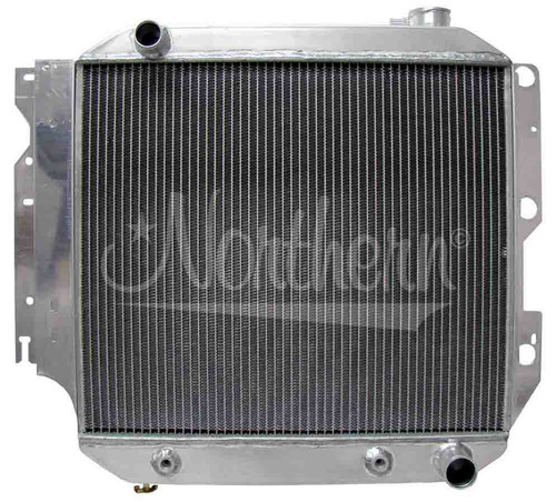 Northern Aluminum Radiator 1987-2006 JEEP WRANGLER V8 Automatic Transmission 205088