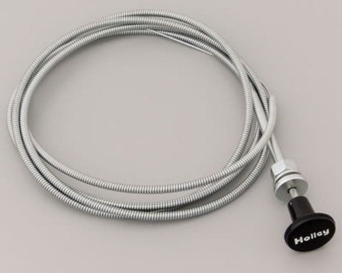 Holley Manual Choke Control Cables 45-228