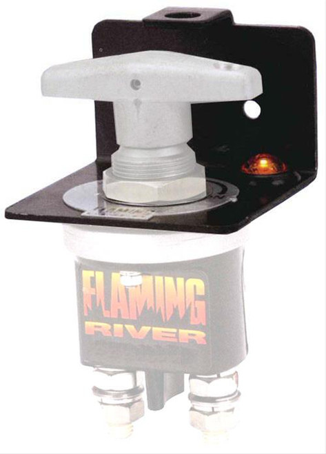 Flaming River Battery Disconnect Switch Brackets FR1008LED