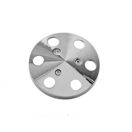Tuff Stuff Performance Air Conditioning Compressor Clutch Pulley Covers 8490A
